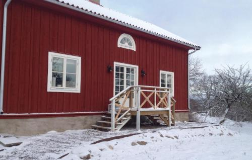 Three-Bedroom Holiday Home in Jonkoping