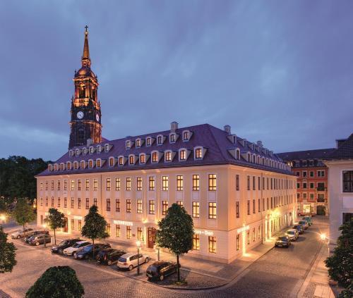 Relais & Châteaux Bülow Palais - Hotel - Dresden