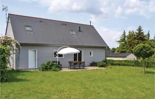 Holiday home Rue des Joutiéres N-866 - Location saisonnière - Brain-sur-Allonnes