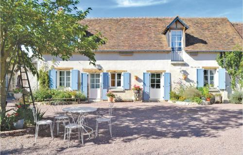 . Holiday home Dame Marie les Bois 61 with Outdoor Swimmingpool