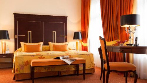 Deluxe Double Room - Palais