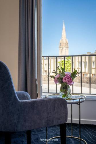 Best Western Plus Le Moderne - Hôtel - Caen