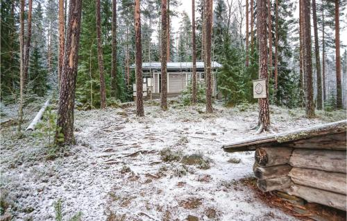 Two-Bedroom Holiday Home in Talviainen