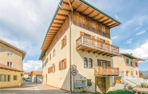 Two-Bedroom Apartment in Conta´ -TN- - Cunevo