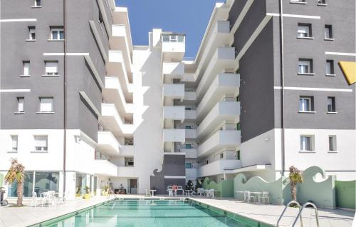 Two-Bedroom Apartment in Miramare Rimini RN