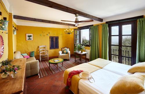 Habitación Doble - 1 o 2 camas La Fructuosa 1