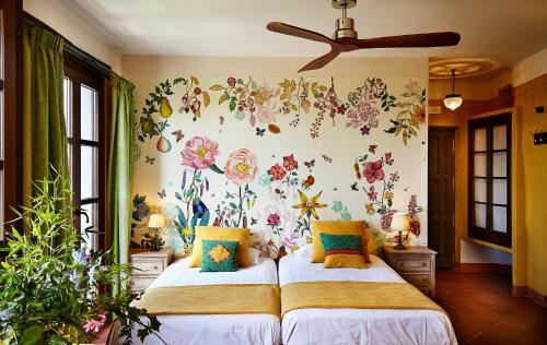 Double or Twin Room La Fructuosa 2