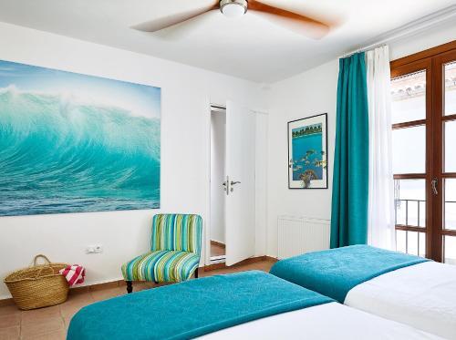 Habitación Doble Económica - 2 camas La Fructuosa 3