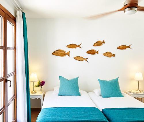 Habitación Doble Económica - 2 camas La Fructuosa 4