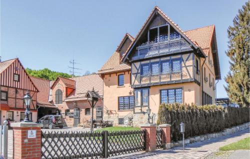. Three-Bedroom Apartment in Diemelstadt