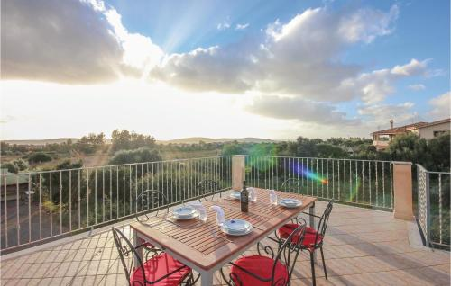 . Two-Bedroom Apartment in Sant'Anna Arresi