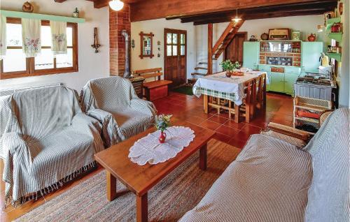 One-Bedroom Holiday Home in Pokupska Slatina, Glina