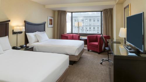 Hilton Parc 55 San Francisco Union Square - image 6