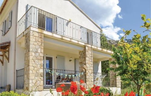 . Two-Bedroom Apartment in Calenzana
