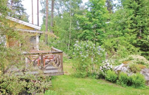 Holiday home Tegelbruksvägen Oxelösund