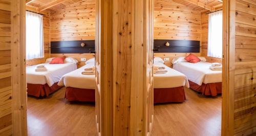 Cabañas de Javalambre - Hotel - Camarena de la Sierra