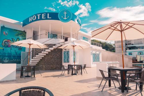 ". Hotel Casa Arnaldo ""Esmeraldas"""