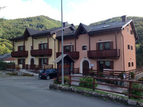Residence Grand Hotel Siva - Accommodation - Santo Stefano d'Aveto