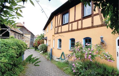 Holiday home Dorfstraße B, Saalfeld-Rudolstadt
