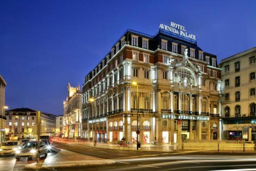 Hotel Avenida Palace impression