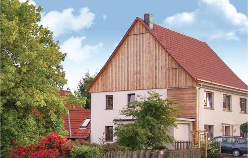 . One-Bedroom Apartment in Schieder-Schwalenberg