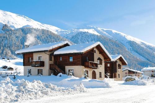 Apartments home Le Cascate Livigno - IDO03500-DYD Livigno