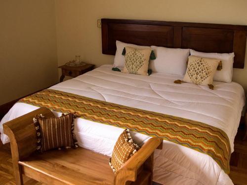 Jocotenango Palace istabas fotogrāfijas