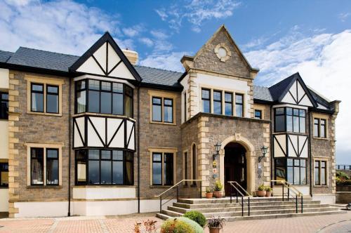 Knockranny House Hotel And Spa