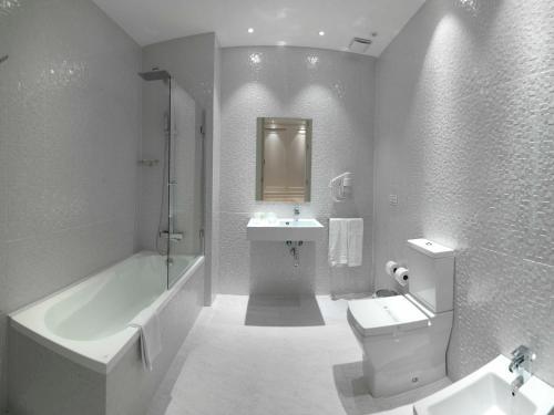 Habitación Doble - 1 o 2 camas Hotel Atlántico 13