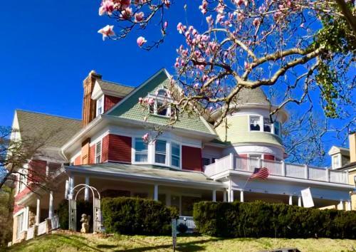 Berkeley House Bed & Breakfast - Accommodation - Staunton