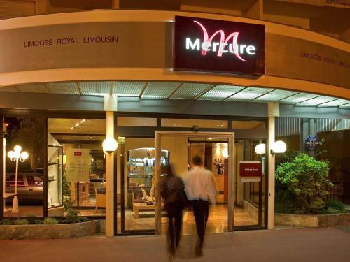 Mercure Limoges Centre - Hotel - Limoges