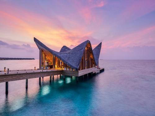 Muravandhoo Island, Raa Atoll, Maldives.