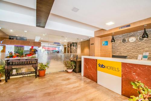 A-HOTEL com - FabHotel Jansi Deluxe Gandhipuram, Hotel