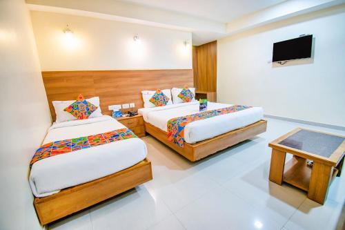 FabHotel Jansi Deluxe Gandhipuram, Coimbatore  Reservations