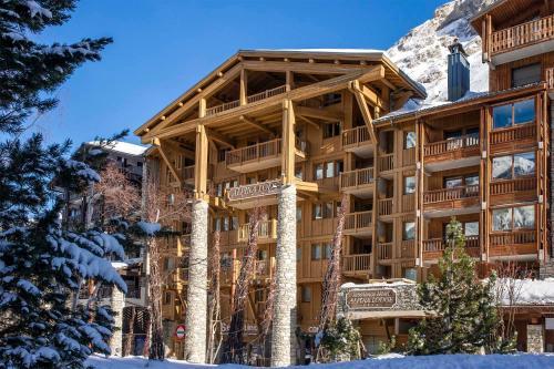 Madame Vacances Résidence Alpina Lodge - Hotel - Val d'Isère