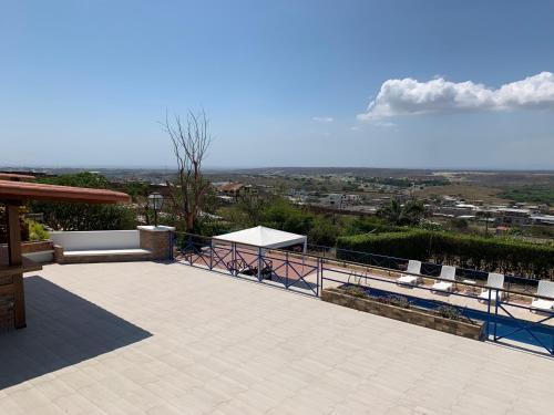 Balcones del Cerro Hotel - Cabanas, Montecristi