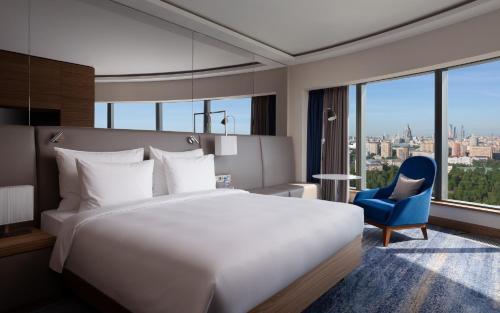 Radisson Blu Olympiyskiy Hotel - image 4