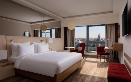 Radisson Blu Olympiyskiy Hotel - image 6
