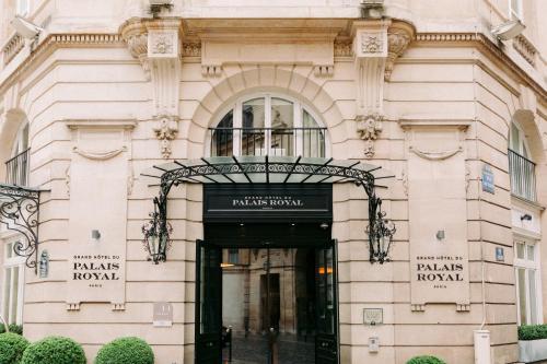Grand Hôtel Du Palais Royal