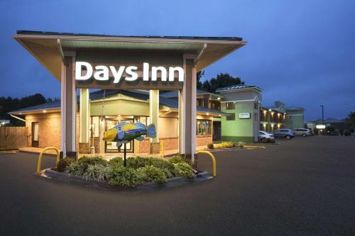 . Days Inn by Wyndham Weldon Roanoke Rapids