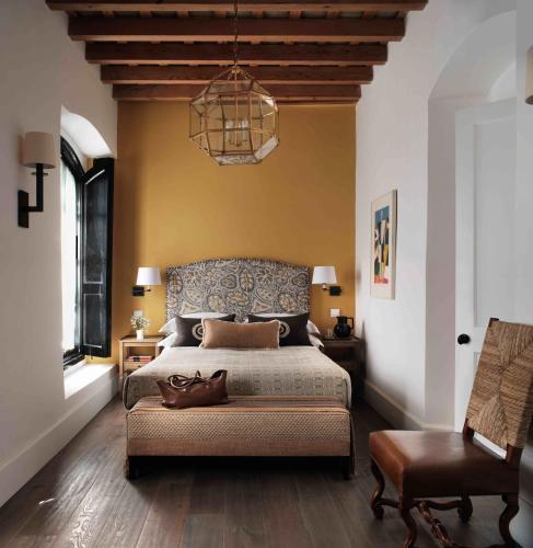 Deluxe Zimmer mit Queensize-Bett Hotel La Casa del Califa 2