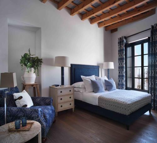 Deluxe Zimmer mit Queensize-Bett Hotel La Casa del Califa 3