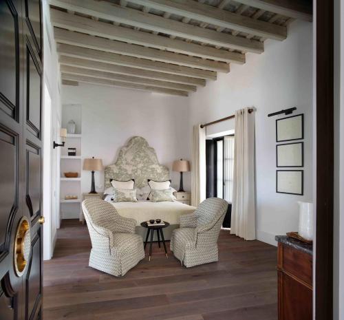 Suite Deluxe con cama extragrande Hotel La Casa del Califa 1