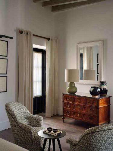 Suite Deluxe con cama extragrande Hotel La Casa del Califa 3