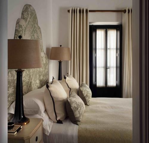 Suite Deluxe con cama extragrande Hotel La Casa del Califa 2