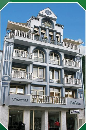 . Thomas Palace Apartments