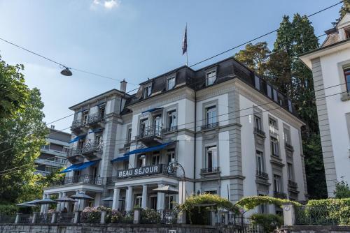 . Hotel Beau Séjour Lucerne