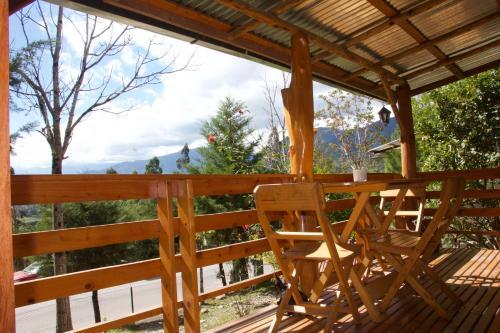 Cabana con linda vista en el ABRA - OXAPAMPA, Oxapampa