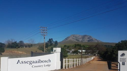 Assegaaibosch Country Lodge