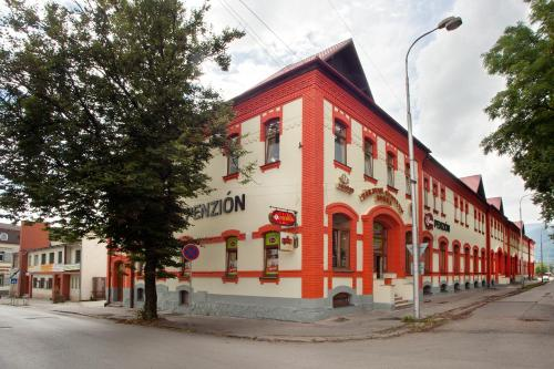 Penzion Burra - Vrútky